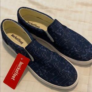 BRAND NEW Bucket Feet Shoes
